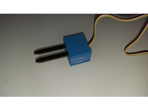 grove moisture sensor casing