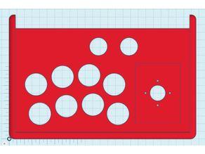 10 button control panel for Mini Arcade Machine