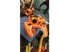 Complet robotic arm (Bras robotique complet)