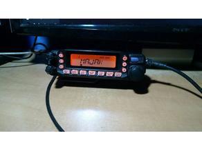 Yaesu FT-7800 remote face mount panel