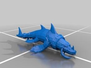 Zandalari Troll Aquatic form