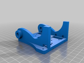 PrintrBot Jr. v1 X-Axis remake