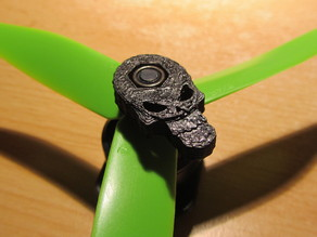 8mm Nut Mini Skull Wrench
