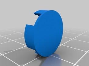 Saitek X-55 Thumbstick Castle-hat cover