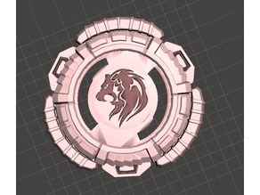 beyblade burst layer (lion )
