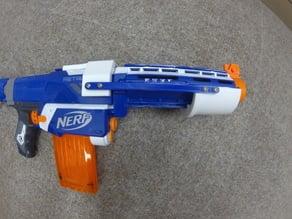 Nerf retaliator pump action 2.0