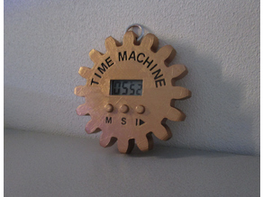 Steampunk Time Machine
