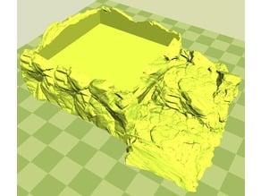 Cavern Raised Floors - Insertable Tiles