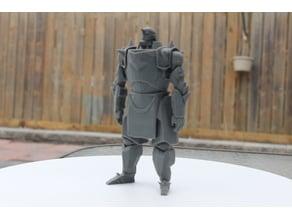 Alphonse Elric - Full Armor