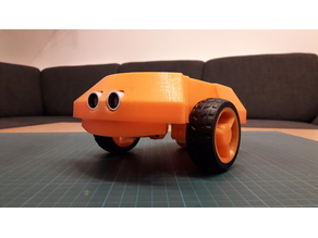 2WD Robot Chassis (multi-purpose)