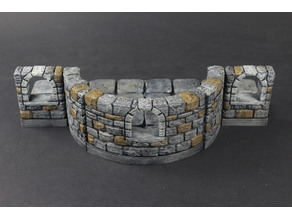 OpenLOCK Dungeon Stone Windows