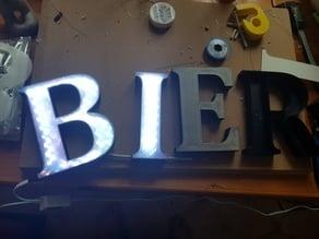 LED - Bier Sign
