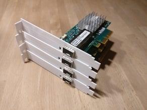 Mellanox ConnectX-3 Full height bracket