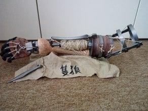Sekiro Prosthetic Arm