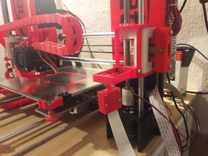 Anet-A8 PiCam support on X-Axis