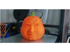 Drop-in stem for MMU Grumpy Pumpkin