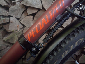 Specialized - AWOL - steering damper
