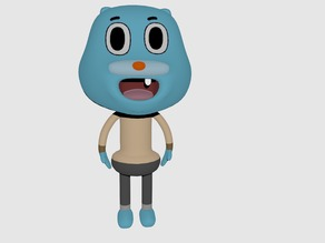 Gumball from The Amazing World of Gumball