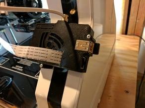 Robo3d Pi B mount
