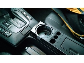 Cupholder Conversion Kit for BMW vehicles