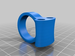 3D Printed Exoskeleton Hands Ring Links