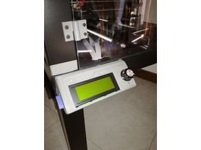 Geeetech prusa i3 display support holder