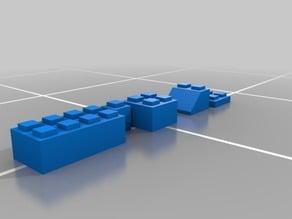 Precise Interlocking Bricks