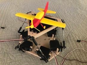 Mini Stewart Platform (6dof Motion Platform)