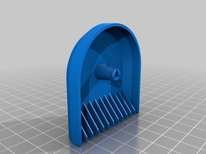 ENDER 3 SIMPLE CONTROL-BOX FAN GUARD