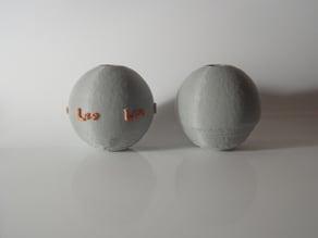 Ball Bearing Pet Toy