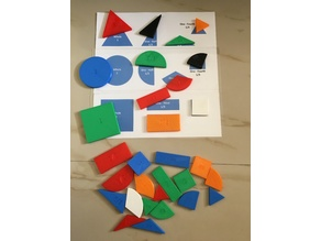 Fractions and Shapes