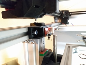 BLV MGN Cube mechanical Z-axis endstop mount