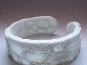 bracelet lizard