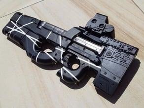 Bing Feng P90 Gel Blaster Front End