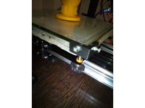 [tevo tarantula] Mounting mirrors to bed V.2.0
