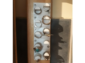 ring holder / wall mount