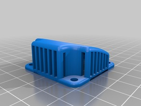 Anet A8 Extruder Cooling Fan Intake