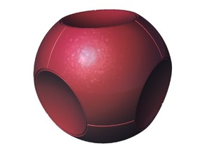 Quaffle - Quidditch ball (Harry Potter)