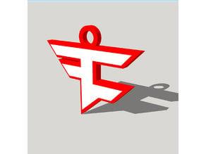 Faze Clan Logo Charm