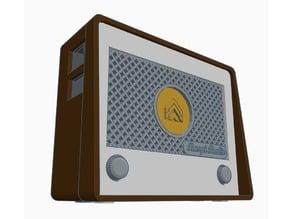 Raspberry Pi 1 Model B Retro Radio
