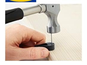 IKEA nail holder tool REMIX