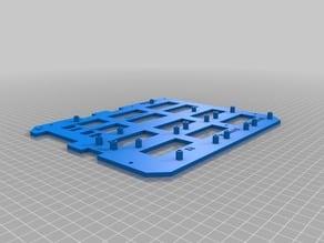 MKS Gen 1.4 - ATX Mount - Raspberry Pi - Dual Mosfet - Stepper Splitter