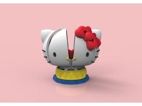Hello Kitty Twist Box