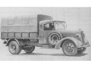Type 97 Isuzu