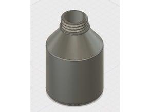 Reusable Coin Bank/Bottle
