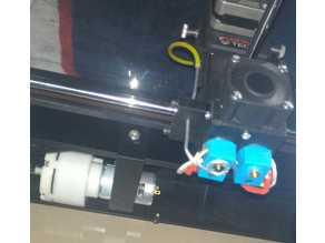 Berd Air mount for Raise3D N2+