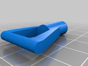 1/10 Scale Shovel Handle