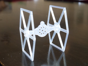 Tie Fighter Ornament