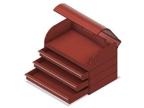 Mini functional tool box