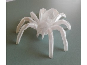 LOWPOLY spider